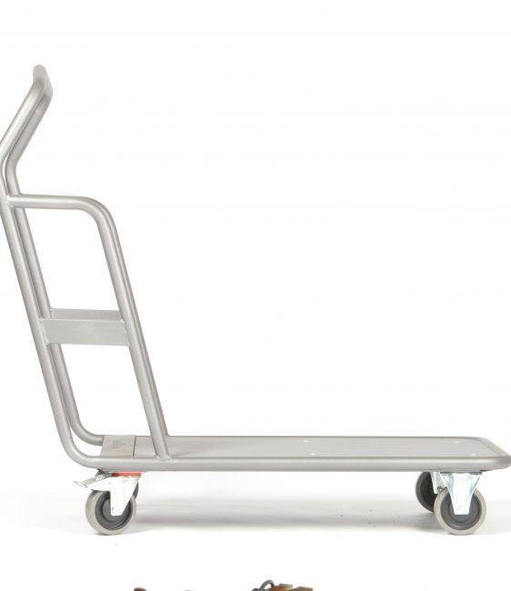 Chariot de préparation ergonomique 1 plateau