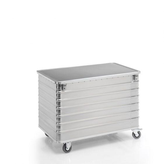 Chariot aluminium