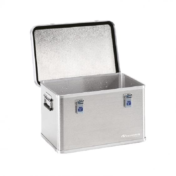 Caisses aluminium basic structurées