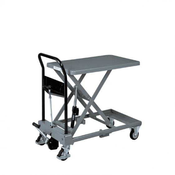 Table élévatrice hydraulique mobile